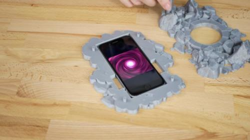 Vortex Portal 28mm - rozložený